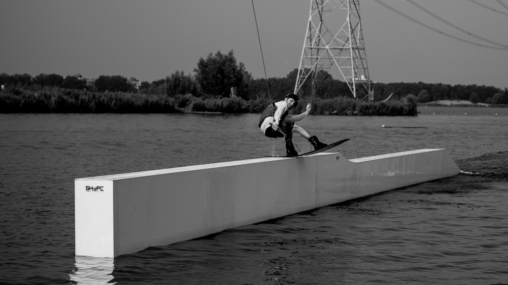 Miles Töller - Cableparkview Almere - pic by Sam Strauss