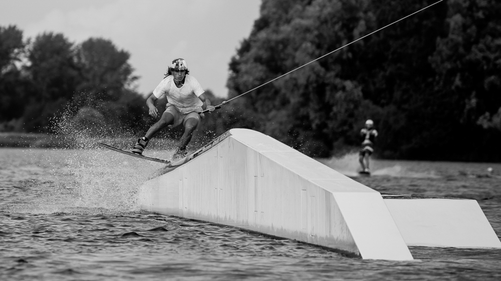 Pedro Caldas - Cableparkview Almere - pic by Sam Strauss
