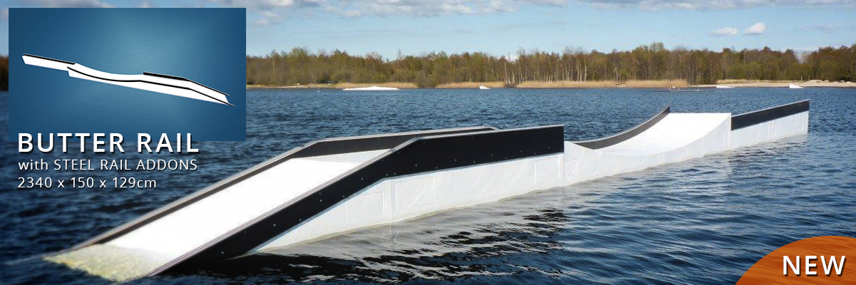 wakeboard obstacle